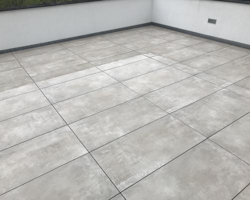 Terrasse von Fliesen Reimer